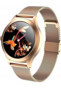 Smartwatch King Watch KW10 Pro Złoty. Rodzaj zegarka: smartwatch. Kolor: złoty