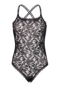 Czarne body Calvin Klein Underwear
