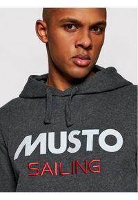 Musto Bluza 82019 Szary Regular Fit. Kolor: szary #3