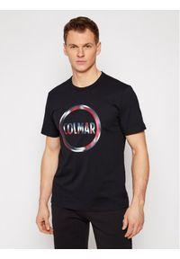 Colmar T-Shirt Frida 7583 6SH Czarny Regular Fit. Kolor: czarny
