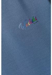 Waikiki Vibe - Bluza. Okazja: na co dzień. Kolor: niebieski. Długość rękawa: raglanowy rękaw. Styl: casual