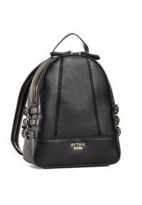 Czarny plecak My Twin casualowy