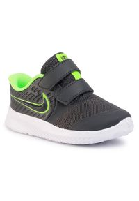 Szare półbuty Nike