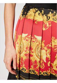 Czarna spódnica mini Versace Jeans Couture