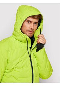 Rossignol Kurtka narciarska Rapide RLIMJ16 Zielony Regular Fit. Kolor: zielony. Sport: narciarstwo #5