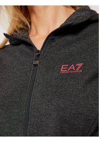 Szary dres EA7 Emporio Armani