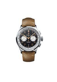 BREITLING ZEGAREK PREMIER AB0118A21B1X1. Rodzaj zegarka: cyfrowe. Materiał: skóra. Styl: klasyczny, elegancki, casual