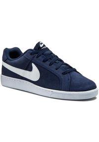 Niebieskie półbuty Nike na co dzień, casualowe