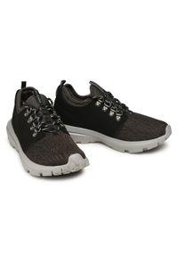 Czarne buty sportowe columbia