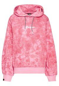 Różowa bluza Ellesse
