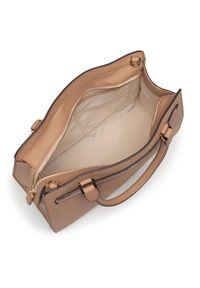 Beżowa torebka Lauren Ralph Lauren