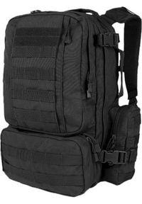 Czarny plecak CONDOR