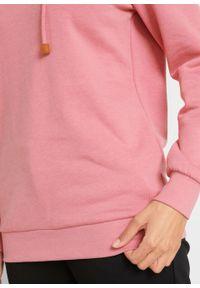 Różowa bluza bonprix