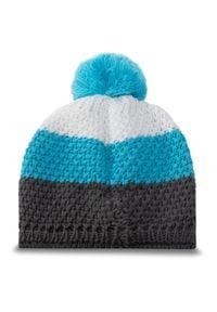 Niebieska czapka zimowa Eisbar