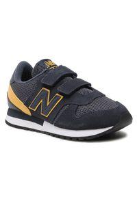 New Balance Sneakersy YV770NY Granatowy. Kolor: niebieski