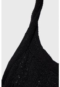 Beatrice B - Torebka. Kolor: czarny. Rodzaj torebki: na ramię