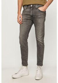 Szare jeansy Levi's® na spotkanie biznesowe, biznesowe