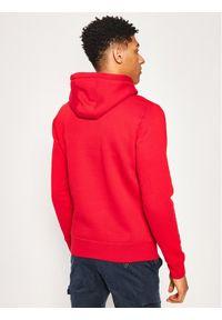 Czerwona bluza TOMMY HILFIGER #6