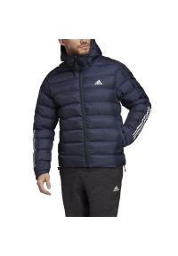 Kurtka Adidas na zimę, street, długa, na co dzień