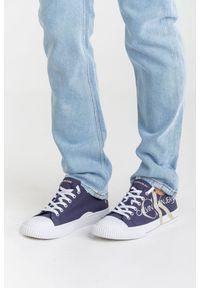 Tenisówki Calvin Klein Jeans w kolorowe wzory