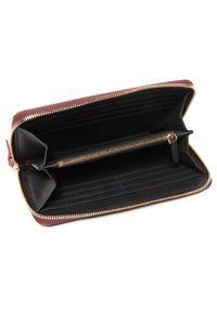 Czerwony portfel Emporio Armani