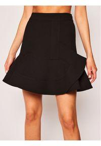 Czarna spódnica mini Victoria Victoria Beckham