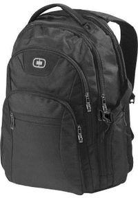 "Plecak Ogio Plecak na laptop 17"" OGIO Curb Czarny uniwersalny. Kolor: czarny"