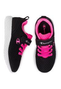 Champion Sneakersy Sprint G Ps S31884-S20-KK001 Czarny. Kolor: czarny. Sport: bieganie