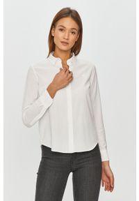Biała koszula Levi's® z długim rękawem, długa, na co dzień