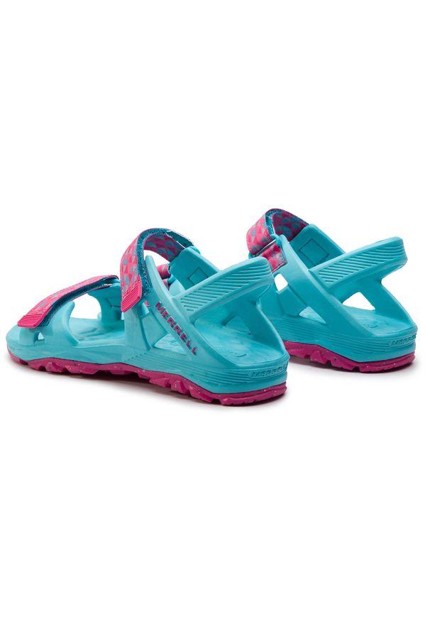 Niebieskie sandały Merrell