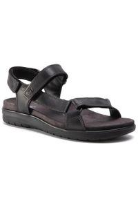 Czarne sandały Imac klasyczne