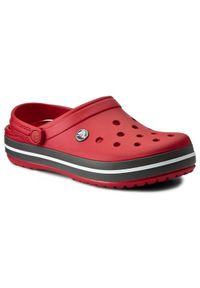 Crocs Klapki Crocband 11016 Czerwony. Kolor: czerwony