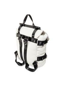 Biały plecak Monnari klasyczny