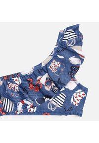 Niebieski strój dwuczęściowy Mayoral