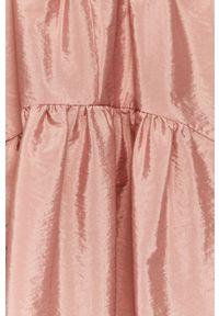 Różowa spódnica MAX&Co. na co dzień, casualowa