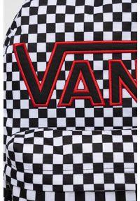 Vans - Plecak. Kolor: biały
