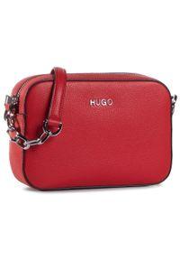 Czerwona listonoszka Hugo