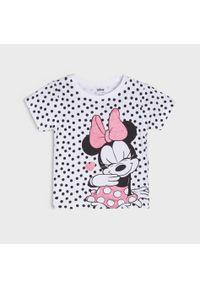 Koszulka Myszka Minnie - Biały