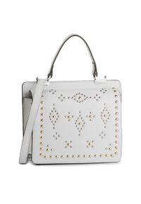 Biała torebka klasyczna Eva Minge klasyczna