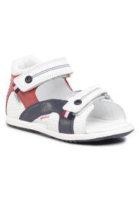 Białe sandały Lasocki Kids