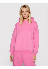 Kontatto Bluza SDK201 Różowy Regular Fit. Kolor: różowy