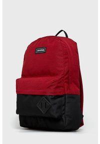 Czerwony plecak Dakine