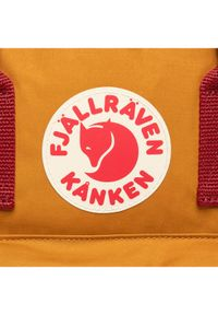 Żółty plecak Fjällräven