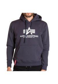 Bluza Alpha Industries z nadrukiem
