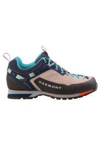 Garmont - Buty damskie trekkingowe Dragontail LT. Zapięcie: sznurówki. Materiał: zamsz, mesh, skóra, guma. Szerokość cholewki: normalna