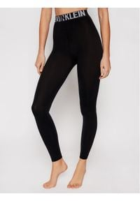 Calvin Klein Legginsy 100001842 Czarny Slim Fit. Kolor: czarny