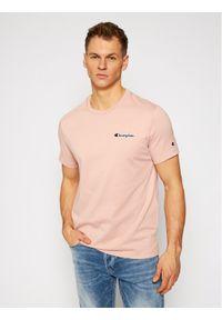 Różowy t-shirt Champion