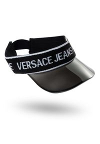 Nakrycie głowy Versace Jeans Couture eleganckie