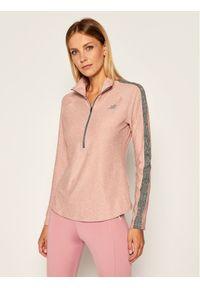 Różowa bluza sportowa New Balance