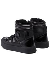 Colmar Sneakersy Evie Gloss 154 Czarny. Kolor: czarny
